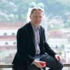 """Portrait vor der """"Skyline"""" von Passau"""